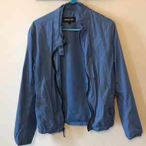 LIGHT BLUE MEMBERS ONLY JACKET